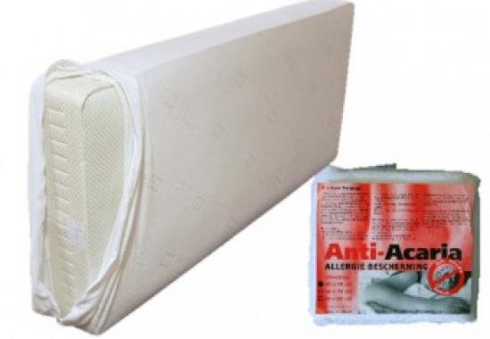 Matras Allergie Huisstofmijt : Anti acaria huisstofmijt hoeslaken matras matras hoeslaken het
